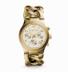 Часы женские Michael Kors Runway Twist (Золото)