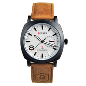 Мужские часы CURREN 8139 (Белые)