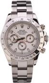 Механические часы Rolex Daytona (Серебро)