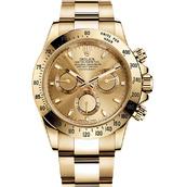 Механические часы Rolex Daytona (Золото)