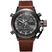 Мужские наручные часы AMST (Черный корпус)