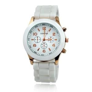 Часы женские Geneva (Белые)