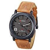 Мужские часы CURREN 8139 (Чёрные)