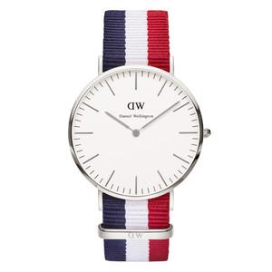 Часы Daniel Wellington Cambridge (Серебряный корпус)