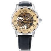 Механические часы Скелетоны Winner (Золото)